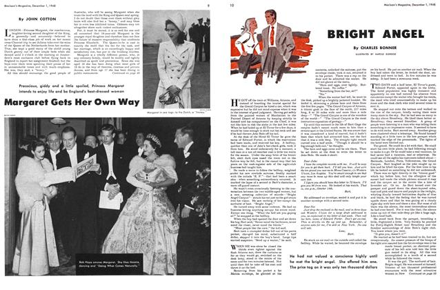 Article Preview: BRIGHT ANGEL, December 1948 | Maclean's