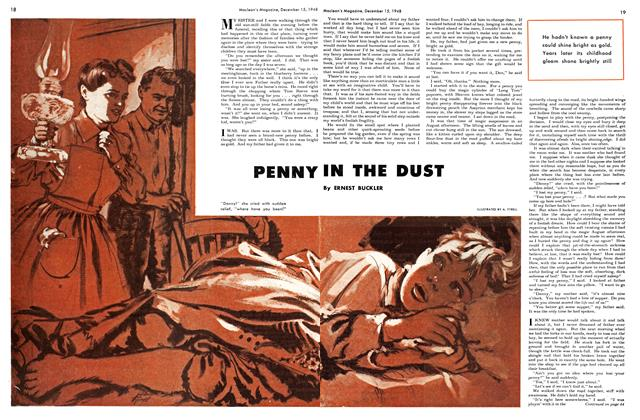 Article Preview: PENNY IN THE DUST, December 1948 | Maclean's