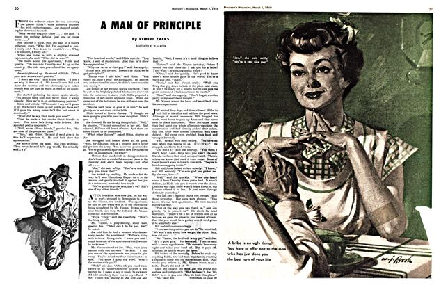 Article Preview: A MAN OF PRINCIPLE, March 1949 | Maclean's