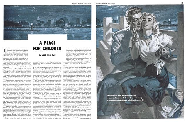 Article Preview: A PLACE FOR CHILDREN, April 1949 | Maclean's