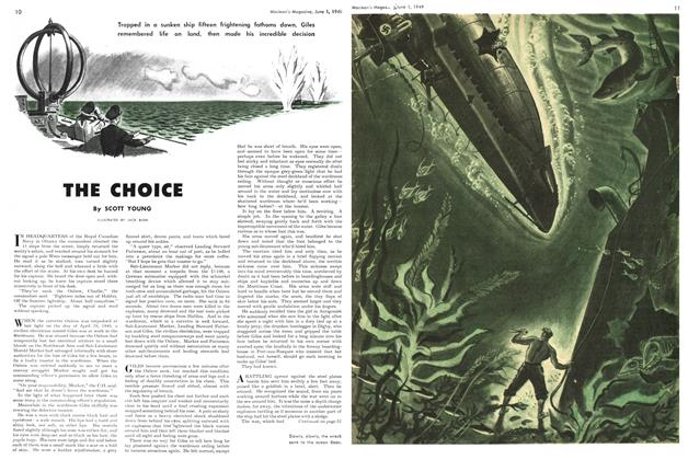 Article Preview: THE CHOICE, June 1949 | Maclean's