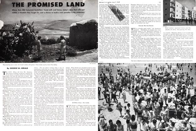 Article Preview: THE PROMISED LAND, June 1949 | Maclean's