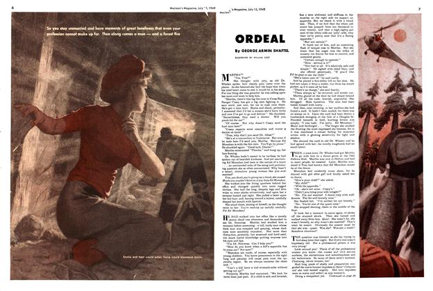 Article Preview: ORDEAL, July 1949 | Maclean's