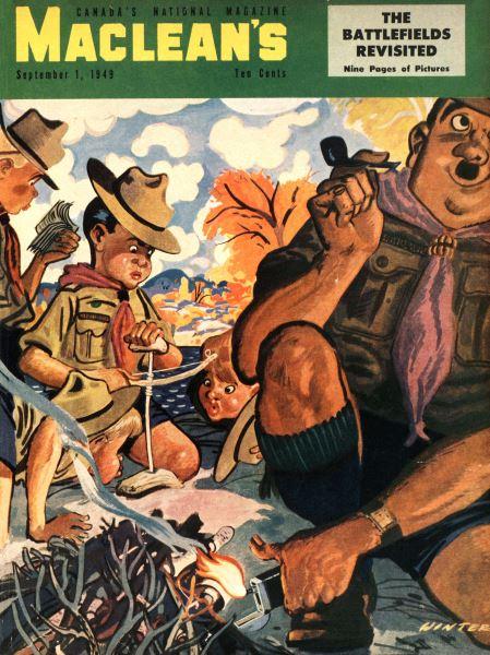 Issue: - September 1949   Maclean's
