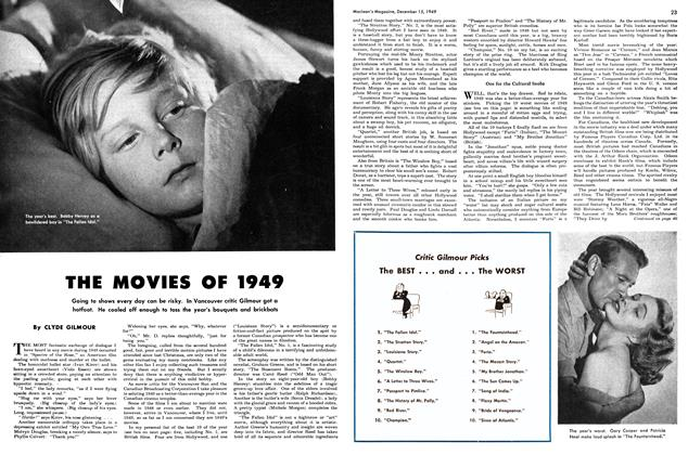 Article Preview: THE MOVIES OF 1949, December 1949 | Maclean's