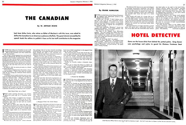 Article Preview: HOTEL DETECTIVE, February 1950 | Maclean's