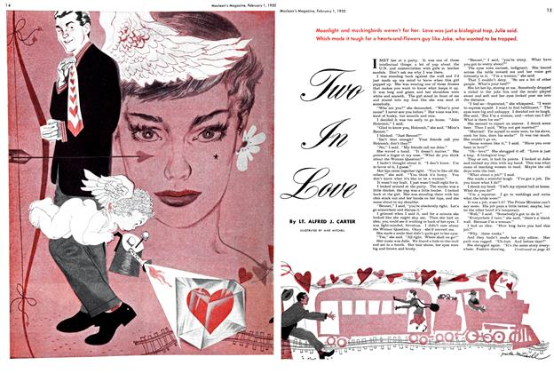 Article Preview: Two In Love, February 1950 | Maclean's