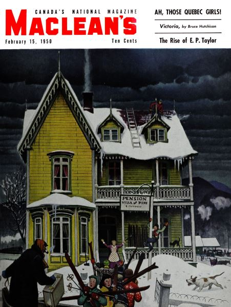 Issue: - February 1950 | Maclean's