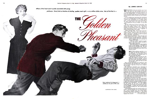 Article Preview: THE Golden Pheasant, March 1950 | Maclean's