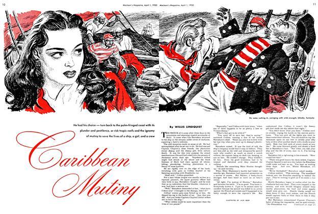 Article Preview: Caribbean Mutiny, April 1950   Maclean's