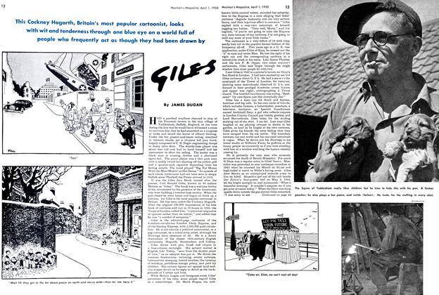 Article Preview: GILES, April 1950 | Maclean's