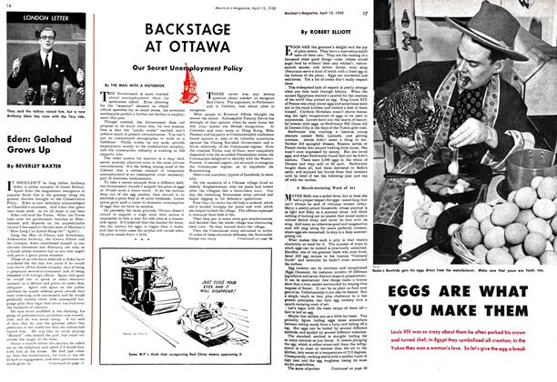 Article Preview: EGGS ARE WHAT YOU MAKE THEM, April 1950 | Maclean's