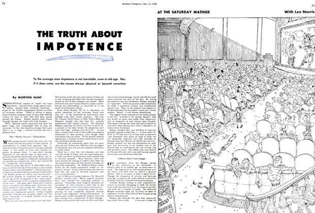 Article Preview: THE TRUTH ABOUT IMPOTENCE, May 1950 | Maclean's