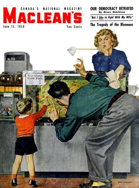 Issue: - June 1950   Maclean's