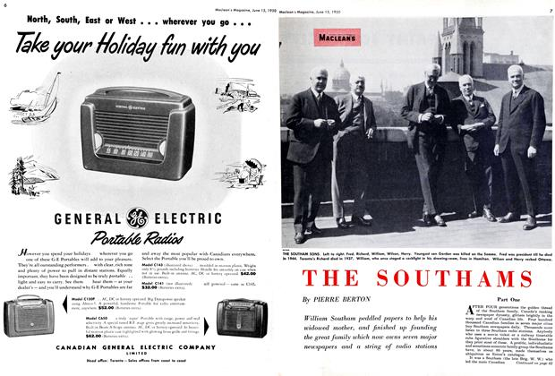 Article Preview: THE SOUTHAMS, June 1950 | Maclean's