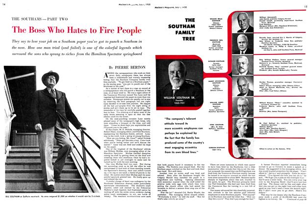 Article Preview: The Boss Who Hates to Fire People, July 1950 | Maclean's