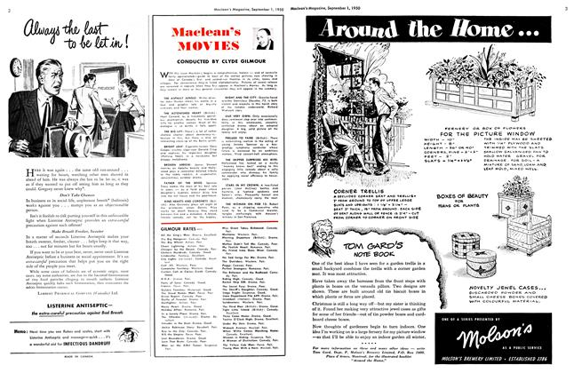 Article Preview: Maclean's MOVIES, September 1950 | Maclean's