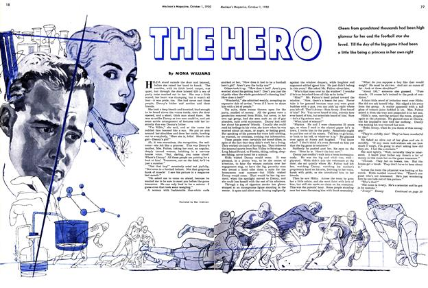 Article Preview: THE HERO, October 1950 | Maclean's