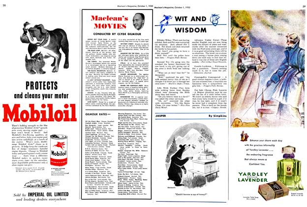 Article Preview: Maclean's MOVIES, October 1950 | Maclean's