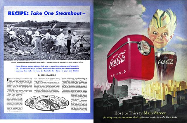 Article Preview: RECIPE: Take One -, October 1950 | Maclean's