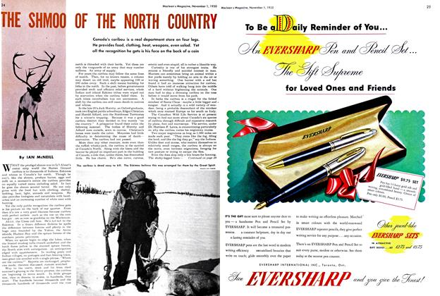 Article Preview: THE SHMOO OF THE COUNTRY, November 1950 | Maclean's