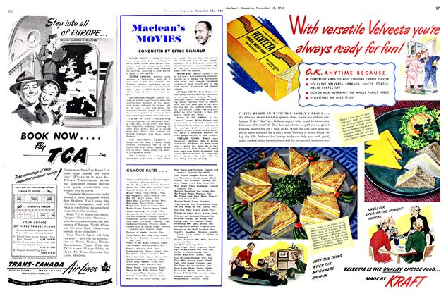 Article Preview: Maclean's MOVIES, November 1950 | Maclean's