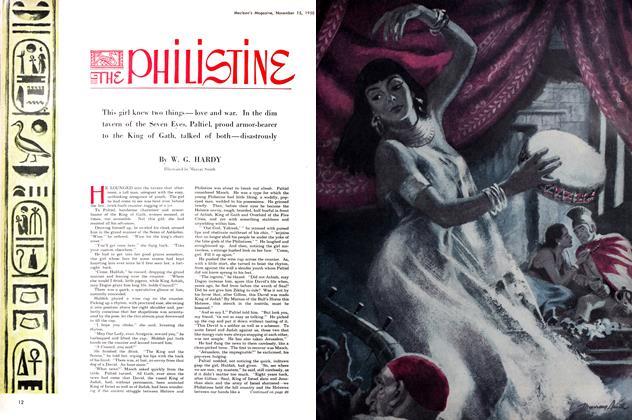 Article Preview: THE PHILISTINE, November 1950 | Maclean's