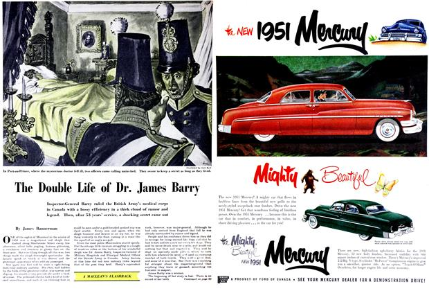 Article Preview: The Double Life of Dr. James Barry, December 1950 | Maclean's