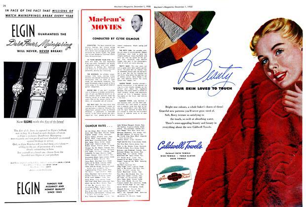 Article Preview: Maclean's MOVIES, December 1950 | Maclean's