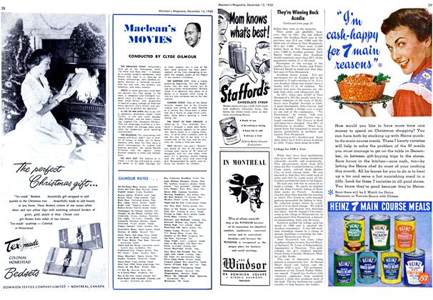 Article Preview: Maclean's MOVIES, December 1950 | Maclean's