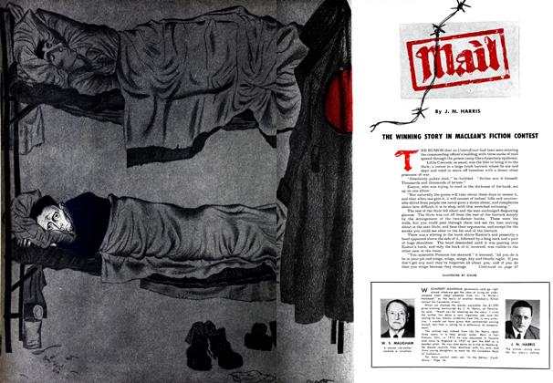 Article Preview: mail, December 1950 | Maclean's