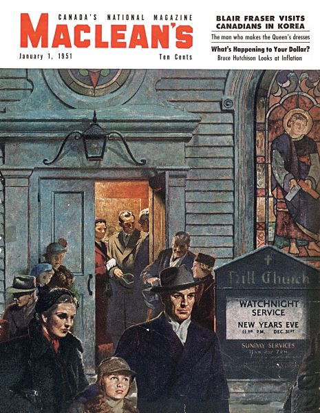 Issue: - January 1951 | Maclean's