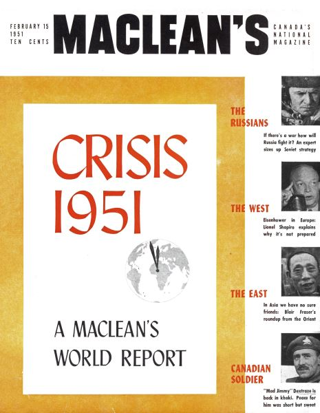 Issue: - February 1951 | Maclean's