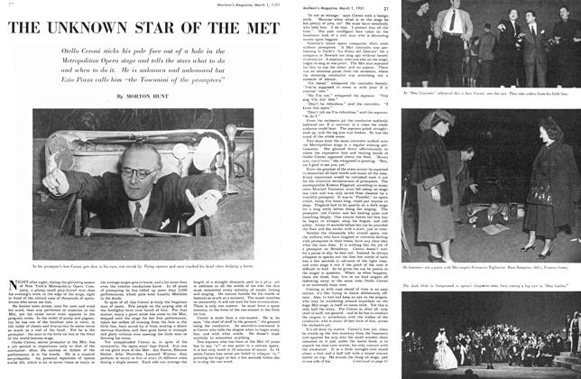 Article Preview: THE UNKNOWN STAR OF THE MET, March 1951 | Maclean's