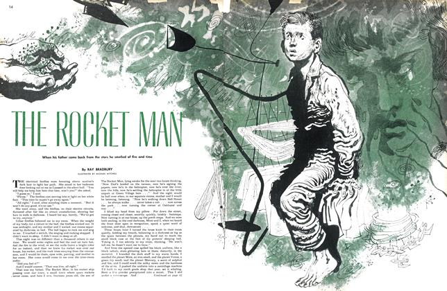 Article Preview: THE ROCKET MAN, March 1951 | Maclean's