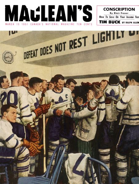 Issue: - March 1951 | Maclean's