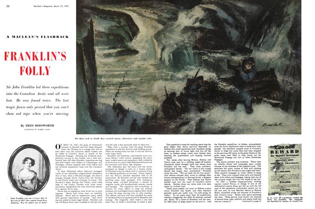 Article Preview: FRANKLIN'S FOLLY, March 1951 | Maclean's
