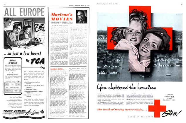 Article Preview: Maclean's MOVIES, March 1951 | Maclean's