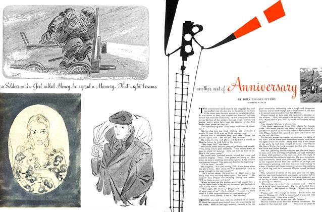 Article Preview: Anniversary, April 1951   Maclean's