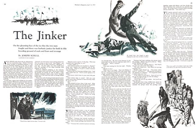 Article Preview: The Jinker, April 1951 | Maclean's