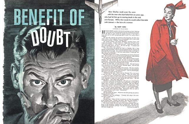 Article Preview: BENEFIT OF DOUBT, May 1951 | Maclean's