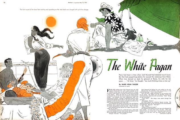 Article Preview: THE WHITE PAGAN, May 1951 | Maclean's
