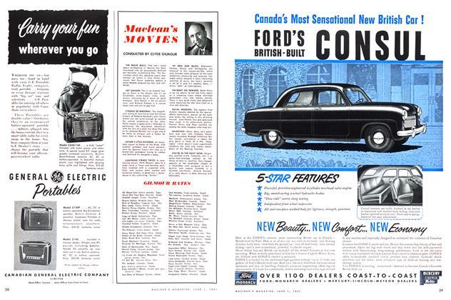 Article Preview: Maclean's MOVIES, June 1951 | Maclean's