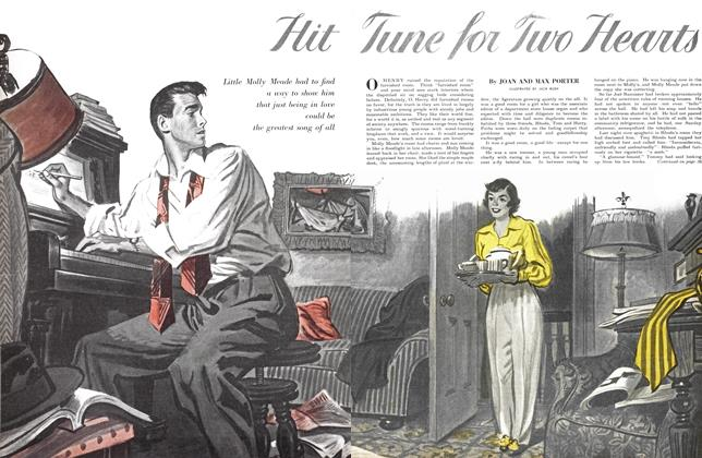 Article Preview: Hit Tune for Two Hearts, July 1951 | Maclean's