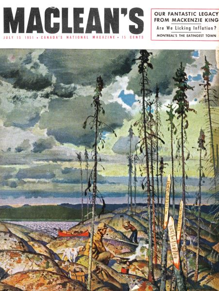 Issue: - July 1951 | Maclean's
