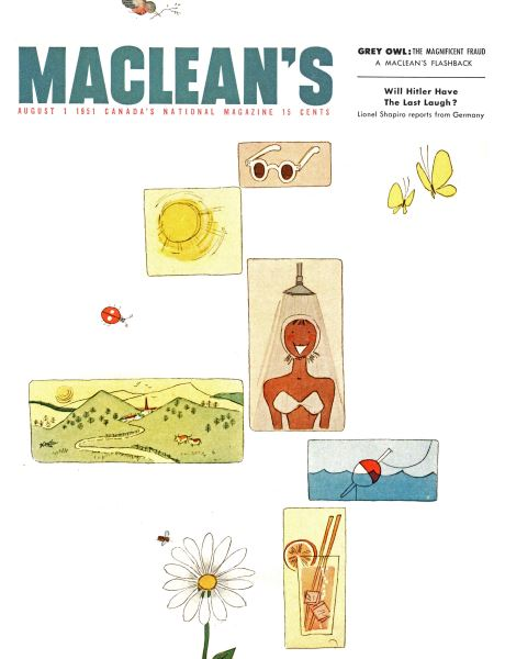 Issue: - August 1951 | Maclean's