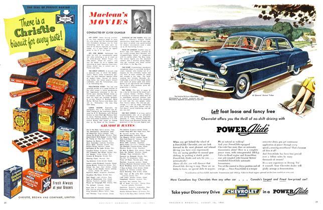 Article Preview: Maclean's MOVIES, August 1951 | Maclean's