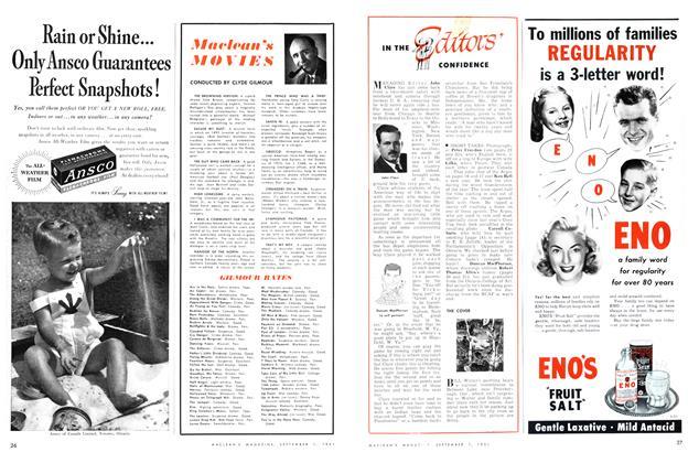 Article Preview: Maclean's MOVIES, September 1951   Maclean's