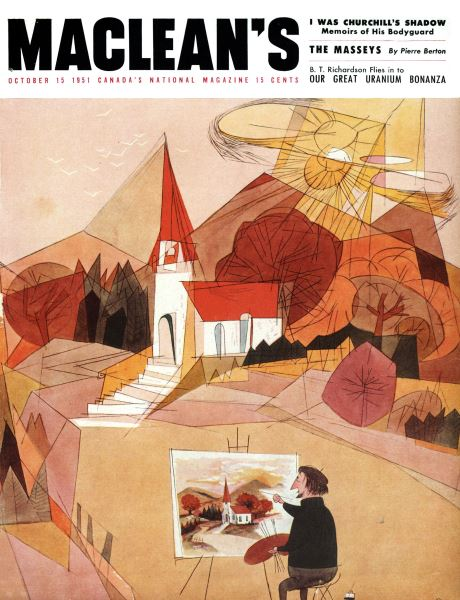 Issue: - October 1951 | Maclean's