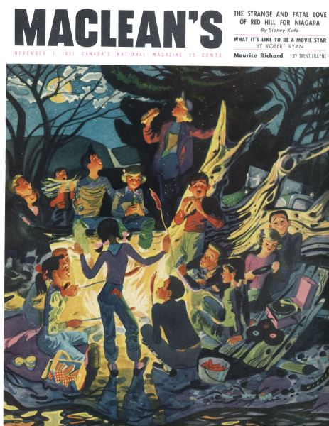 Issue: - November 1951 | Maclean's